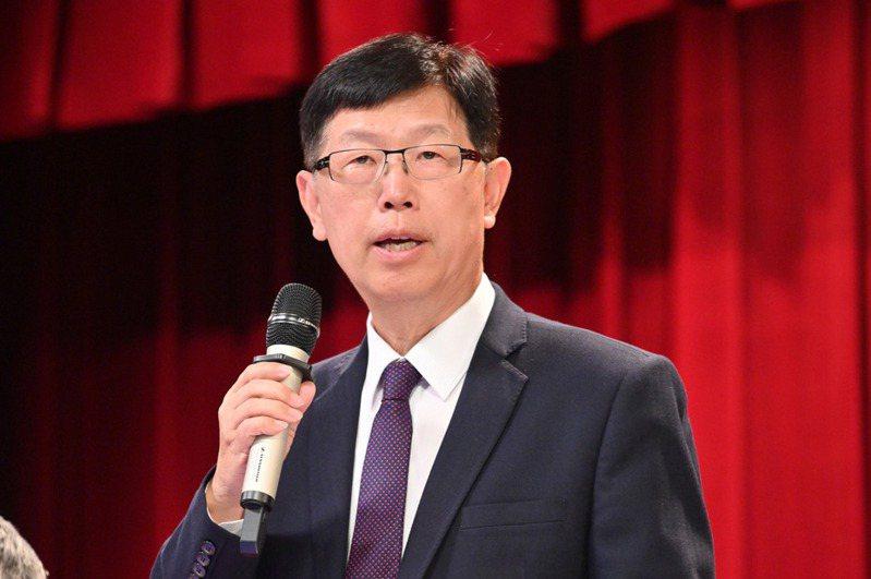 鴻海董事長劉揚偉 (本報系資料庫)