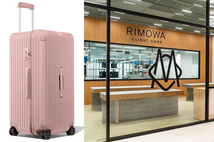 讓台灣消費者期待已久的RIMOWA正式回歸。圖/摘自RIMOWA官網、美之心