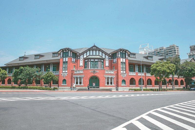 「國立台灣博物館鐵道部園區」終於在2020年7月6日正式開幕。 圖/國立台灣博物館