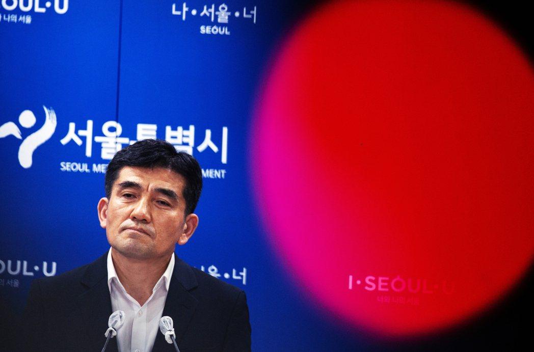 首爾市廳是否為包庇市長的共犯結構?是否適合組織調查團?引發女性與法律團體的質疑。...
