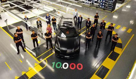 Lamborghini靠著SUV再創高峰 Urus生產正式破萬輛!