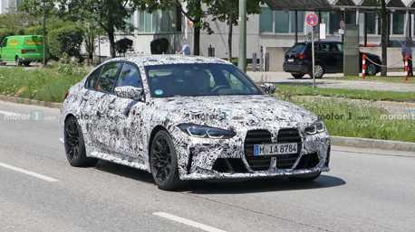 2021 BMW M3持續測試中 竟與一般版本大不相同!