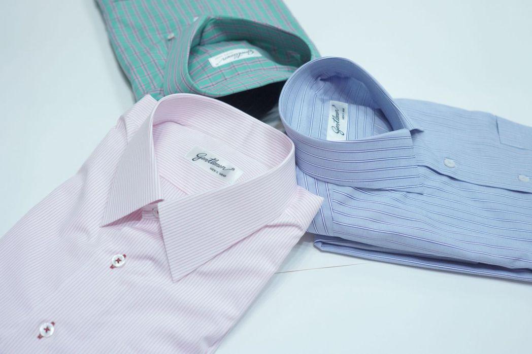 高級布料訂製襯衫 紳裝/提供