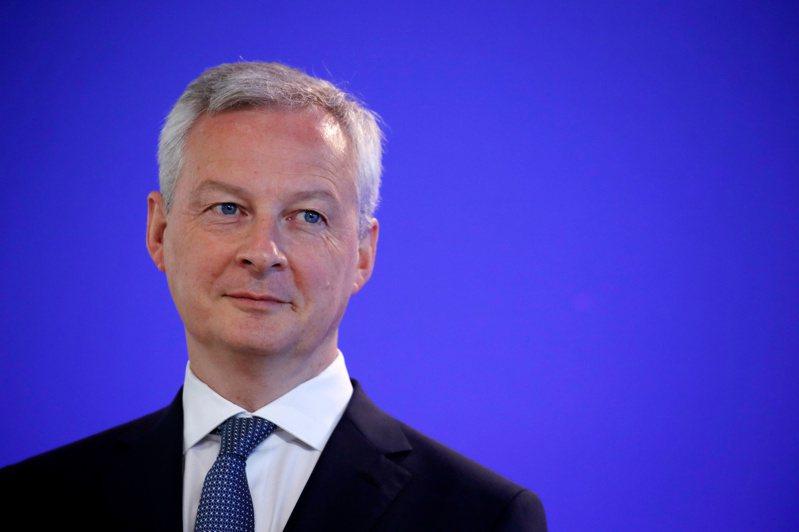 法國財政部長勒梅爾表示,法國將不會禁止華為在當地投資。 路透社