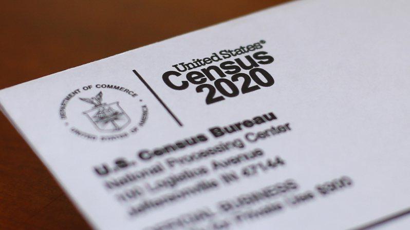 川普總統21日簽署備忘錄,禁止2020人口普查把無證移民人口數據,用於分配各州在國會的議席數量。圖/美聯社