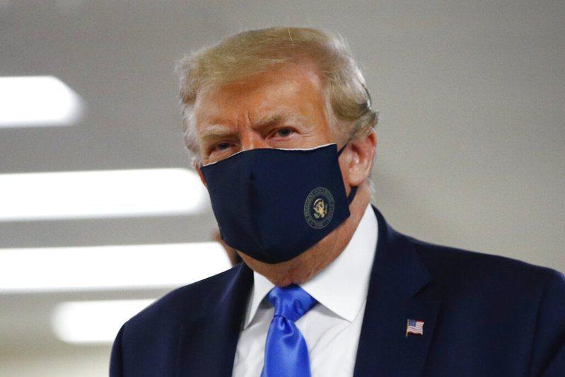 美國總統川普仍表達與中國或其他國家合作的意願,好將成功研發出來的新型冠狀病毒疾病疫苗引進美國。 圖/美聯社