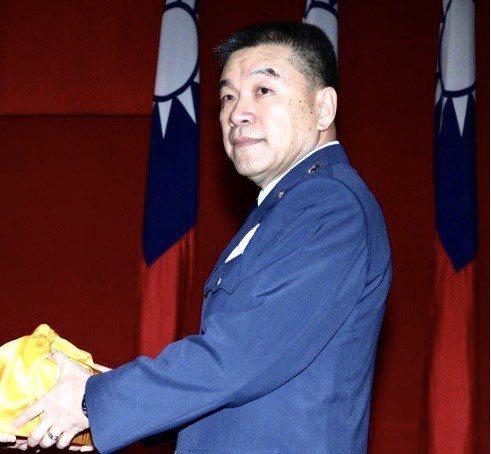 原防空飛彈指揮部指揮官、現任空軍副司令范大維。圖/軍聞社提供