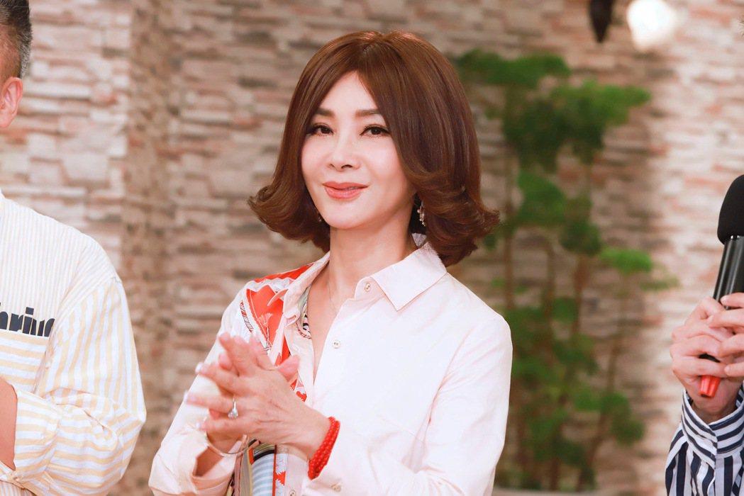 陳美鳳主演「三春記」收視好成績。圖/民視提供