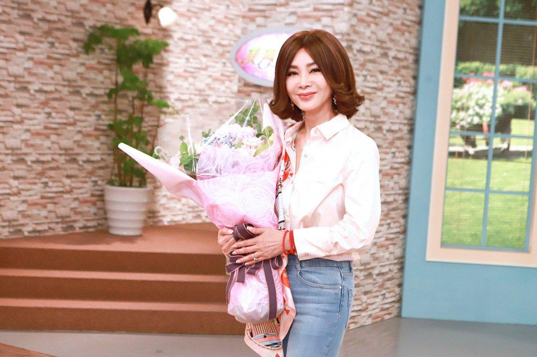 陳美鳳主演「三春記」收視創下好成績。圖/民視提供