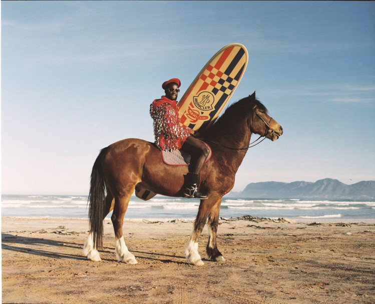 創辦衝浪品牌Mami Wata Surf的Nick Dutton以大海的遼闊詮釋...