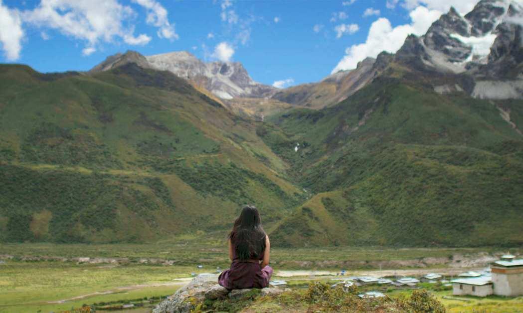 「不丹是教室」上映首週口碑延燒。圖/海鵬提供