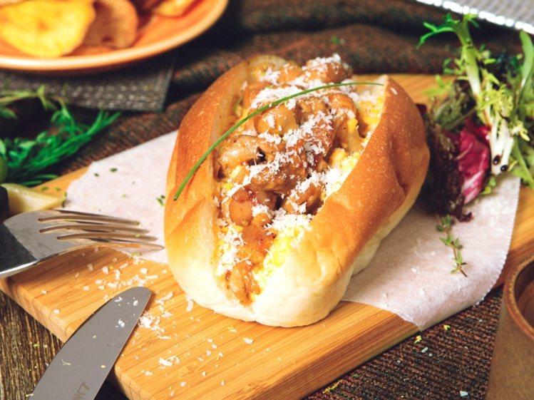桔梗三明治。圖/新光三越提供