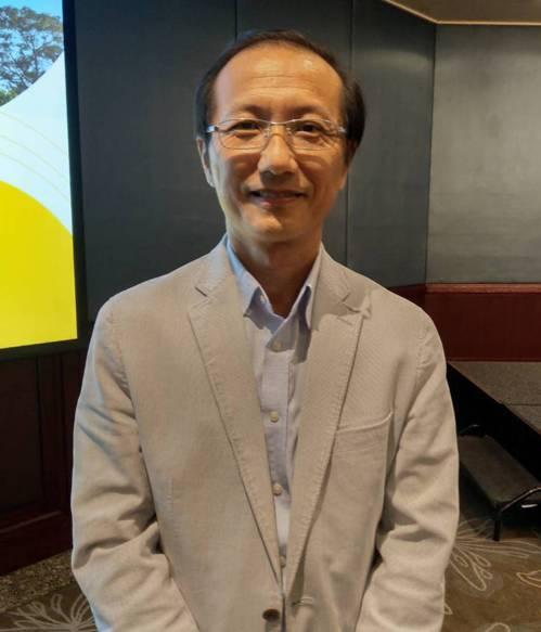 晶心科總經理林志明。記者鐘惠玲/攝影