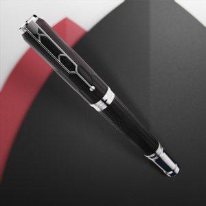萬寶龍,大文豪系列向維克多‧雨果致敬特別款鋼筆,價格店洽。 圖/Montblan...