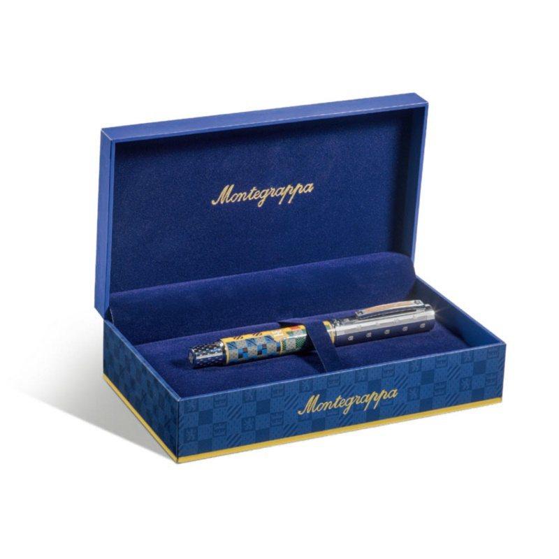 以經典魔幻電影「哈利波特」為靈感,義大利筆具名家Montegrappa推出五款主...
