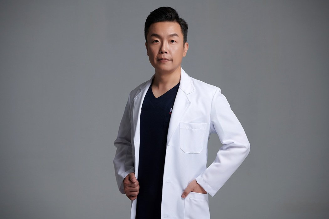 秀傳癌醫中心副院長林忠葦醫師。 圖/秀傳醫院 提供