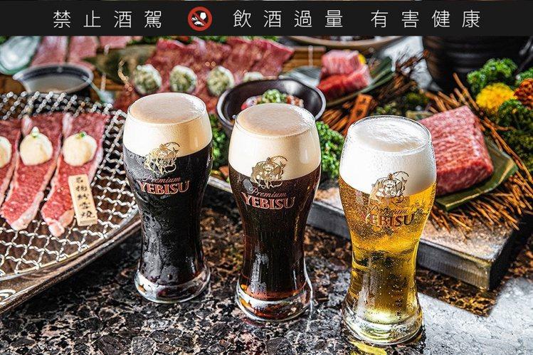 老乾杯聯手YEBISU惠比壽桶裝生啤酒,創造今夏話題。圖/老乾杯提供