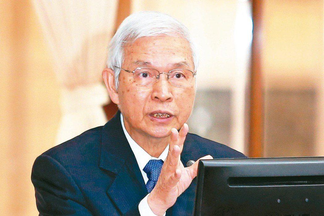 圖為央行總裁楊金龍。 本報系資料庫