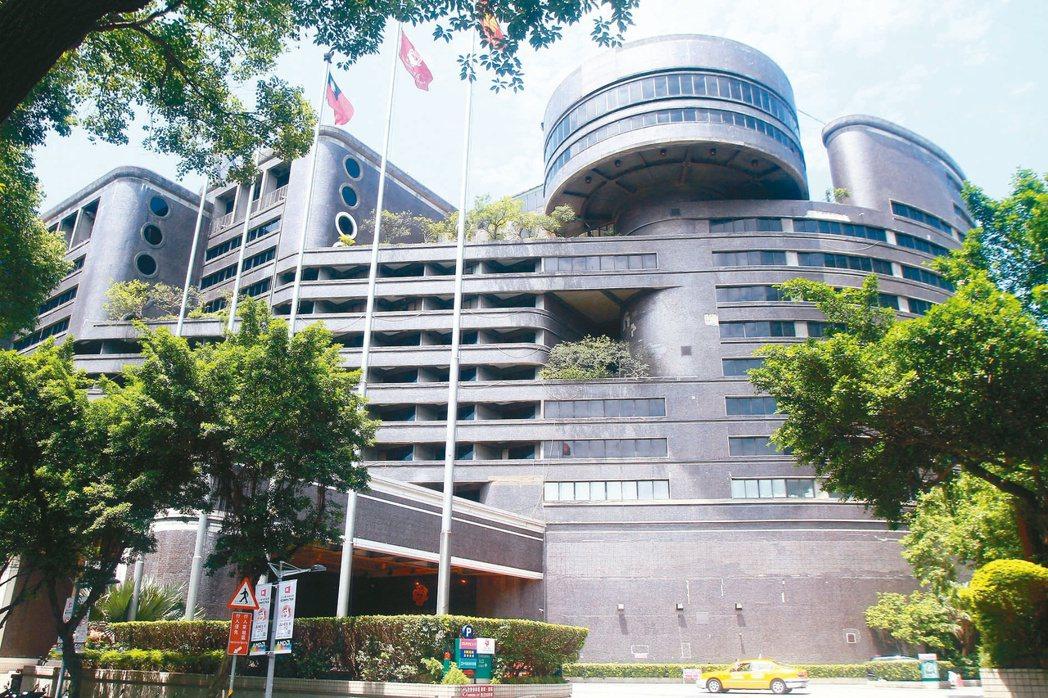 富邦人壽以268億元購入台北王朝大酒店不動產。圖/聯合報系資料照片
