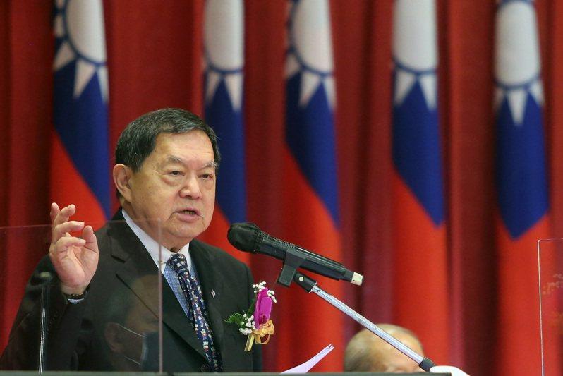 亞泥董事長徐旭東表示。圖/聯合報系資料照片