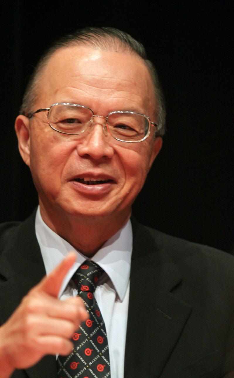 正新董事長陳榮華。圖/聯合報系資料照片