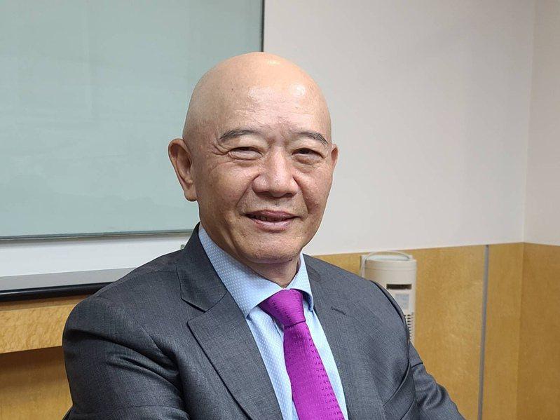 特力總裁何湯雄切入健康事業,成立新公司「特安康」。 中央社