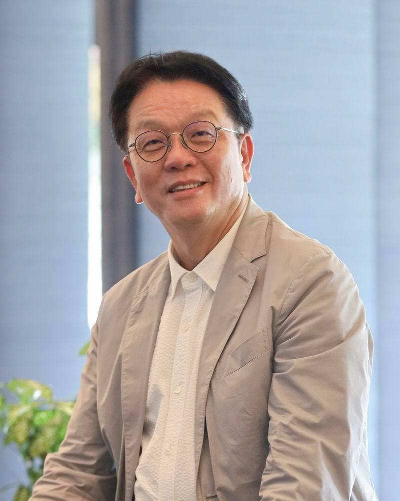 傳真行銷董事長王明成。圖/業者提供