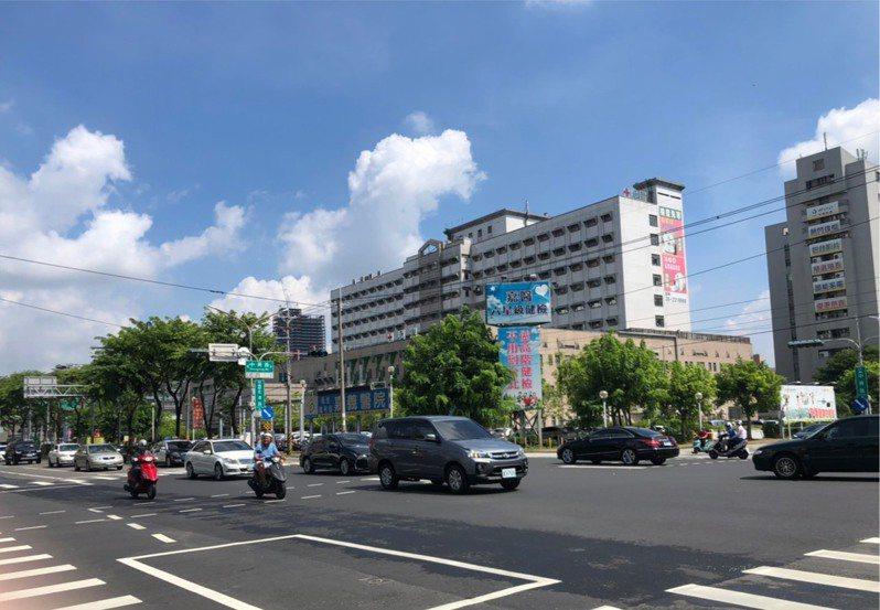 嘉義市空氣品質改善許多。記者李承穎/攝影