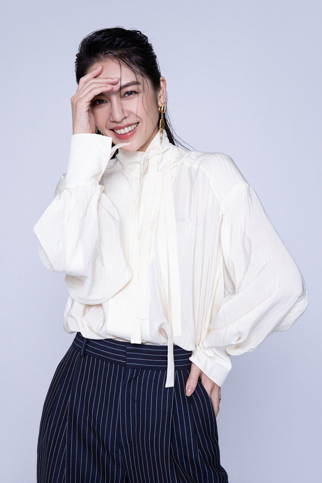 廖奕琁近期忙拍偶像劇「浪漫輸給你」。圖/凱渥提供