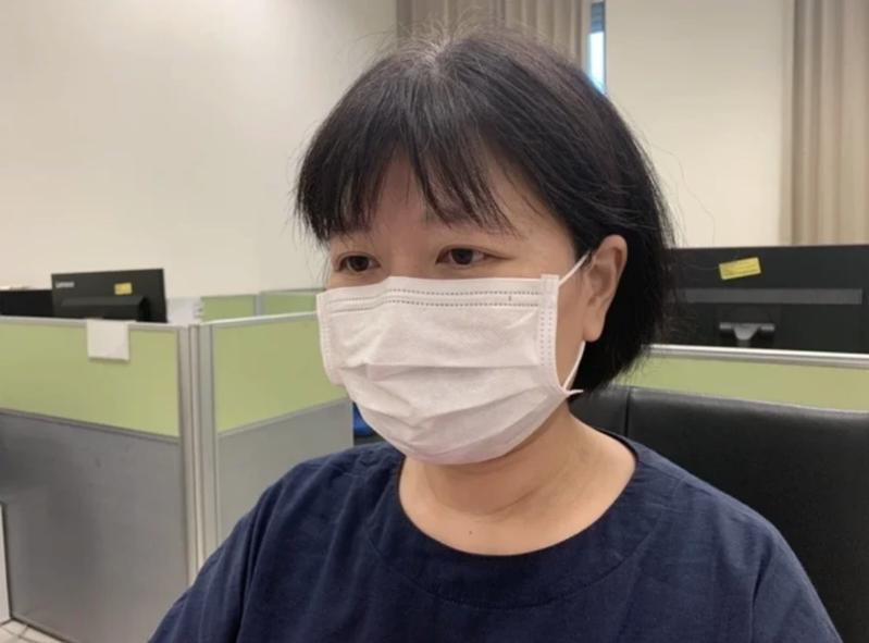 口罩邊境查驗已15批申請報驗,一批檢驗合格。本報資料照片