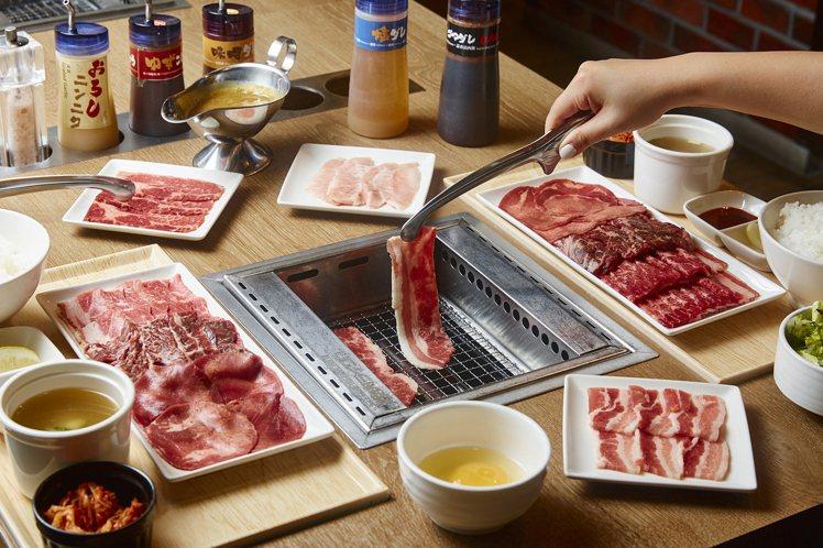 燒肉LIKE將於8月1日進駐宏匯廣場。圖/燒肉LIKE提供