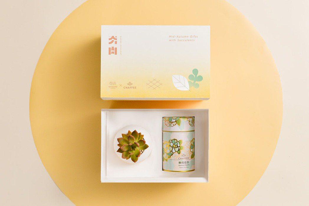 圖/有肉 Succulent & Gift