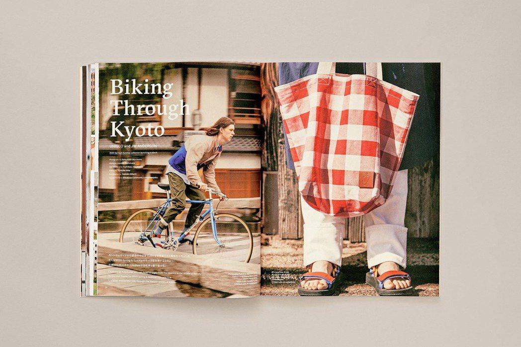 透過各類型生活化情境的設定、服飾特色與生活態度的呼應,《LifeWear》成功讓...