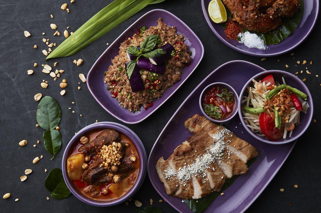 「NARA Thai Cuisine泰式料理」七月底正式登台。業者/提供
