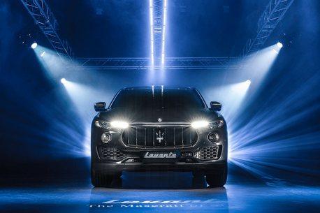 降格與雙B休旅對抗!Maserati Levante Elite新增358萬入門車型