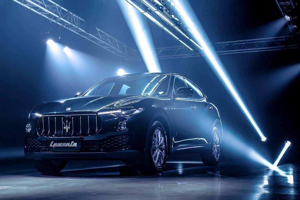 Maserati Levante Elite更祭出空前絕後的3字頭價格,以極具優...