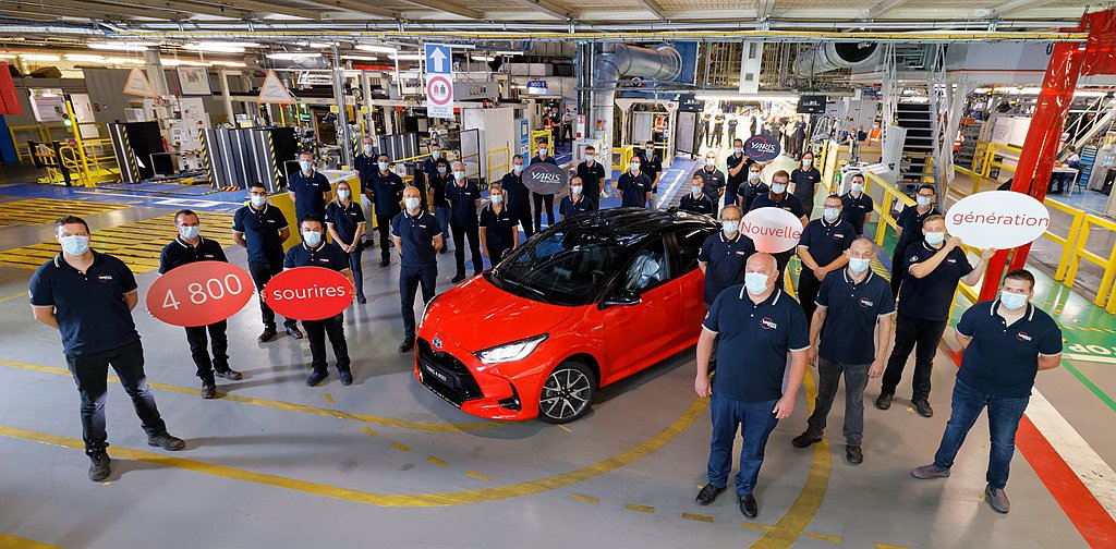 Toyota Motor Manufacturing France首席執行官Lu...