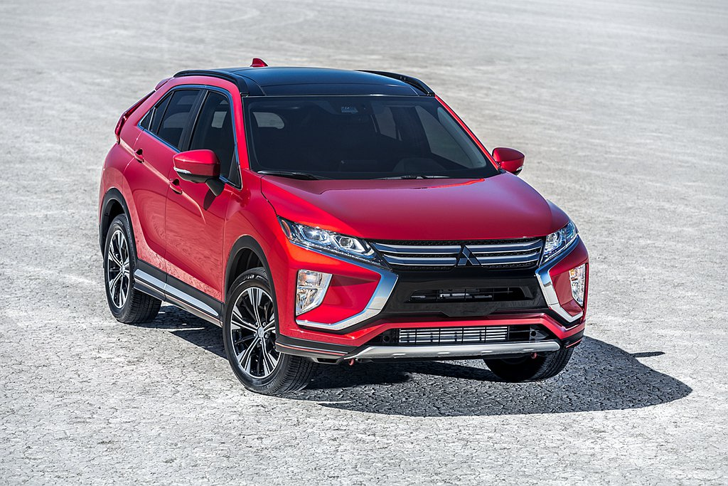 小改款三菱Eclipse Cross,美規車型有望在年底前現身,並排定在2021...
