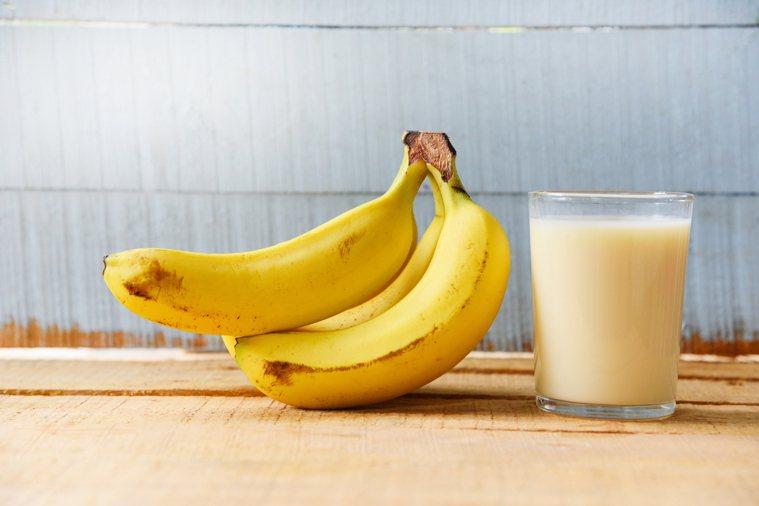 香蕉的鎂含量不錯,對消除疲勞、穩定神經也有幫助。圖/ingimage