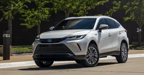 全新Toyota Venza油電休旅正式進攻北美市場!