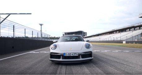 影/2021 Porsche 911 Turbo S比一哥918 Spyder還快?