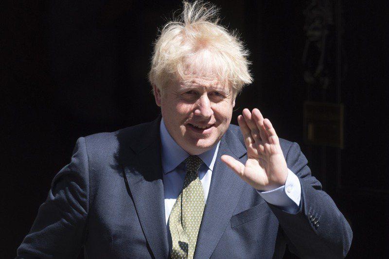 英國首相強生要建一座連接北愛爾蘭和蘇格蘭的跨海大橋。新華社