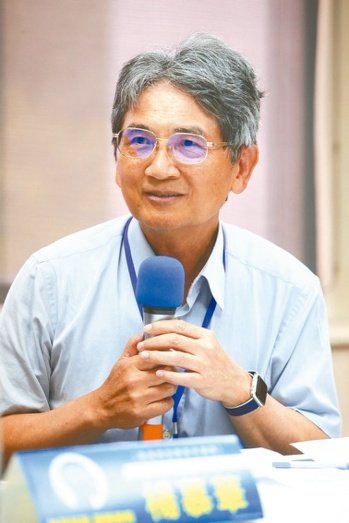癌症希望基金會董事長王正旭 記者葉信菉/攝影