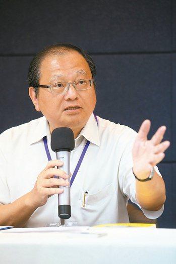 成大醫學院耳鼻喉科教授蔡森田 記者葉信菉/攝影