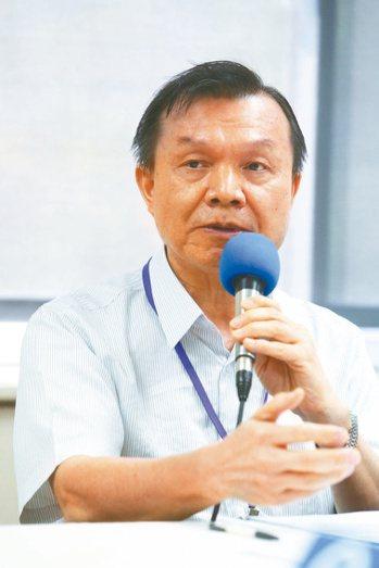 彰化基督教醫院放射腫瘤部主任林進清 記者葉信菉/攝影
