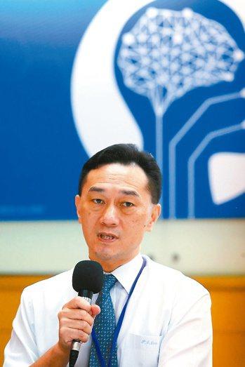台灣頭頸部腫瘤醫學會理事長婁培人 記者葉信菉/攝影