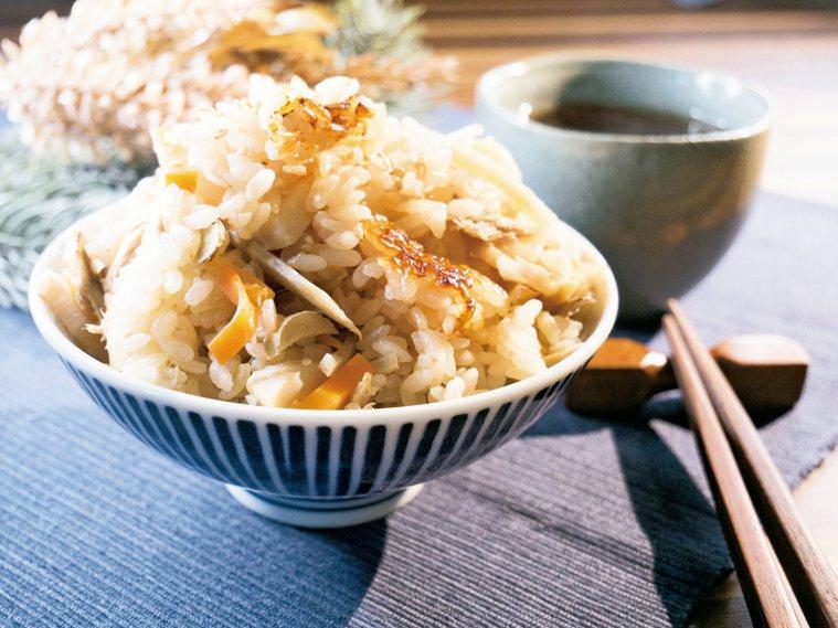 生薑鮪魚炊飯 圖/出版社提供