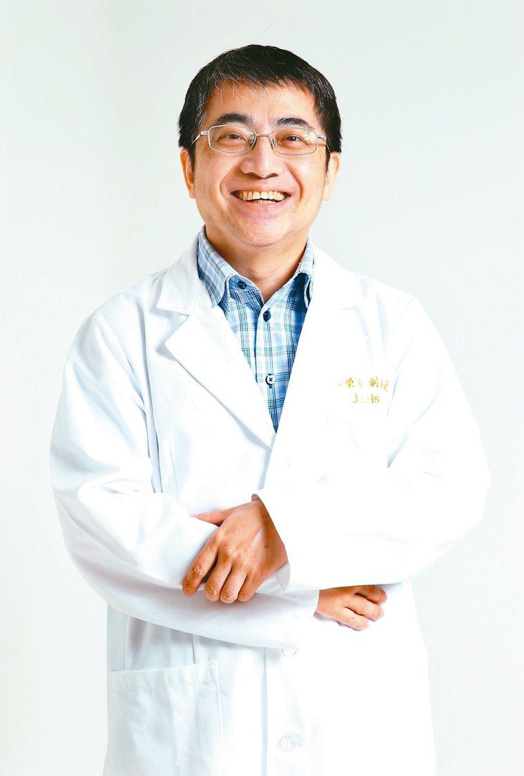 新北市立土城醫院腦神經內科主任徐榮隆 記者林澔一╱攝影