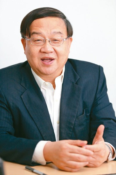商研院副院長王建彬。記者胡經周/攝影