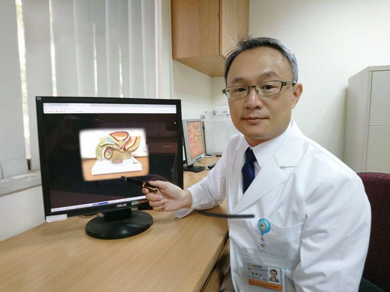 台中榮總泌尿外科主任裘坤元指出,台灣攝護腺癌發生率雖然不比歐美,但近年攝護腺已悄...